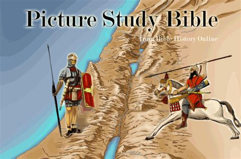 jacob s journey books 2 samuel in the picture study bible the book of 2 samuel
