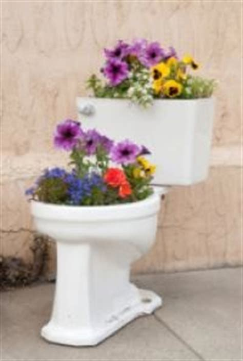 Toilet Flower Planter by Tacky Korners The Ak Files Forums