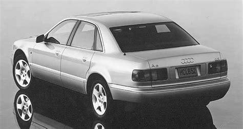 car owners manuals for sale 1997 audi a8 free book repair manuals 1997 audi a8 overview cargurus
