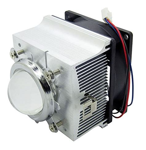 led heat sink led 20 100w led aluminium heat sink cooling fan 44mm