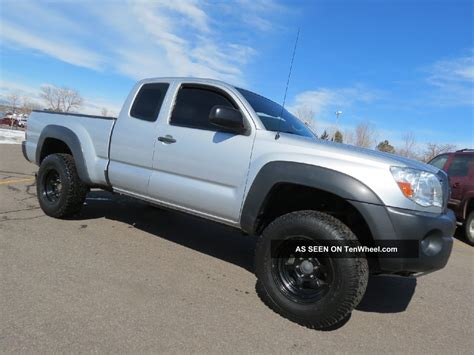 2007 Toyota Tacoma Access Cab 2007 Toyota Tacoma Access Cab 6 Speed 4x4 4 0 V6 All