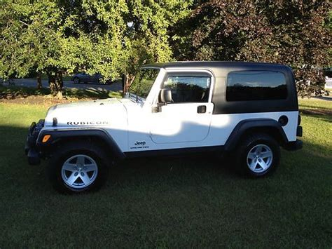 2006 Jeep Wrangler 4 Door Purchase Used 2006 Jeep Wrangler Unlimited Rubicon Sport