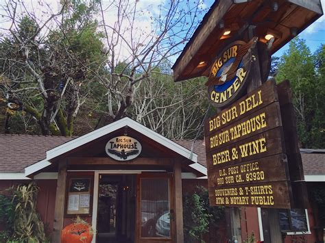 Places To Eat On Pch - best restaurants in big sur california big sur pacific coast highway 1 travel