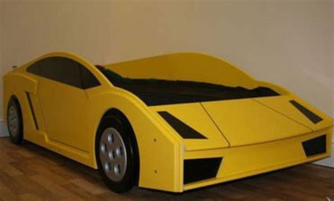 lamborghini bed junior lamborghini style car bed this would be easier to