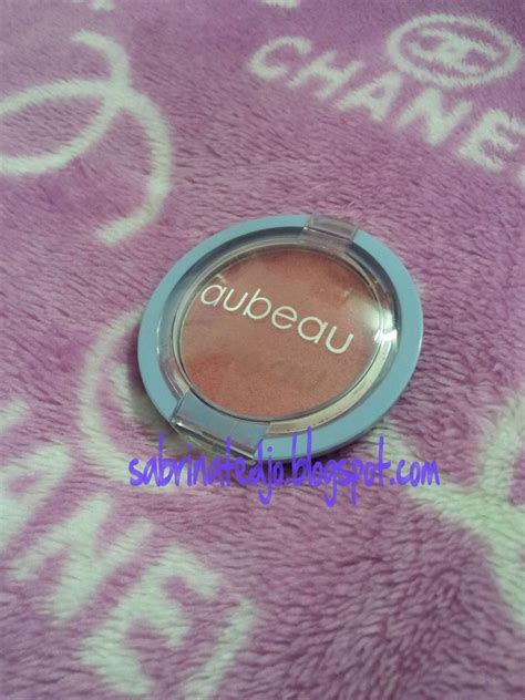 Eyeshadow Aubeau whimsical land aubeau blush on shade