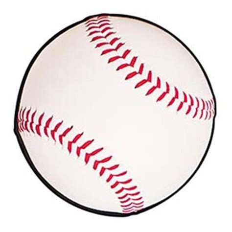 baseball template printable baseball cutout m n store