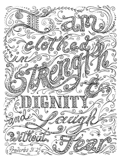 religious quotes coloring pages adult quotesgram