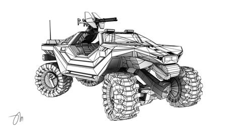 halo warthog drawing pin halo 4 drawings submited images pic 2 fly on pinterest