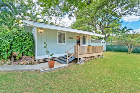 Kailua Cottages by Kailua Real Estate Lanikai House With Detached