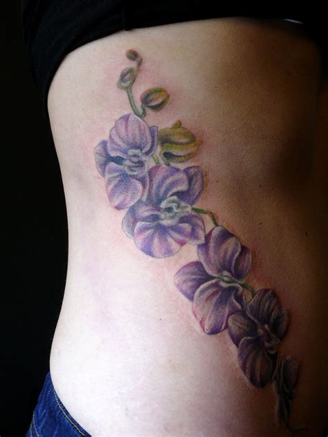 orchid flower tattoo designs orchid tattoos designs ideas and meaning tattoos for you