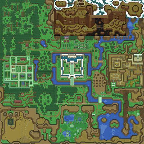 legend of zelda game map creating the legend of zelda map tiles from bing maps