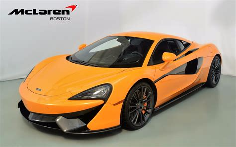 orange mclaren price 2017 mclaren 570s for sale in norwell ma 002059 mclaren