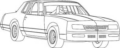 coloring pages of stock cars dirt race car clipart 64
