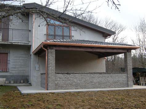 tettoia in muratura differenza tra portico e tettoia con gazebo in muratura