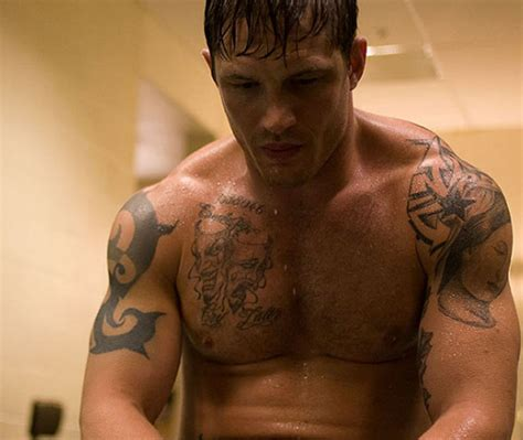 trapezius tattoo tom hardy and joel edgerton warrior collider