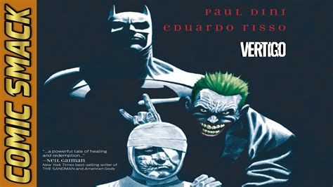 dark night a true dark night a true batman story comic smack youtube