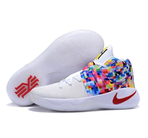 rainbow shoes nike kyrie 2 shoes rainbow shoes