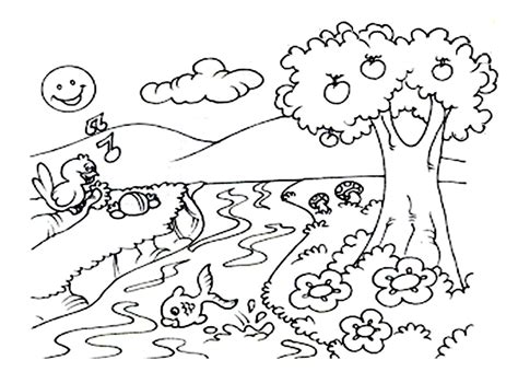 distintos usos del agua colouring pages free coloring pages of cuidado del agua del agua