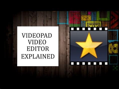 videopad tutorial german videopad video editor haszn 225 lata doovi