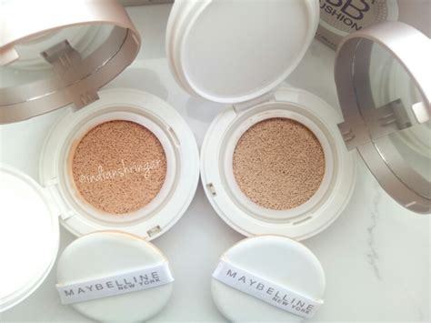 Maybelline Intimate maybelline bb cushion impressions the bombay