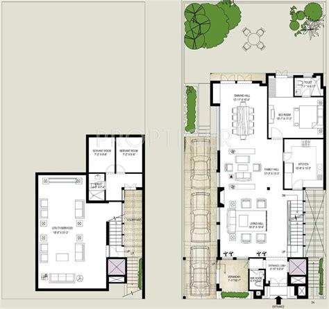 villa floor plans india villa floor plans india