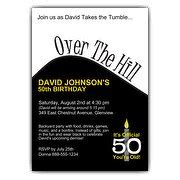 Free Over The Hill Party Invitation Template Party Invitations Ideas The Hill Birthday Invitation Templates