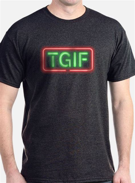 Tgif Cloth thank god its friday t shirts shirts tees custom