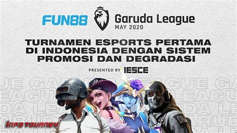 turnamen call  duty mobile garuda league