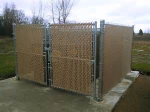 commercial dumpster enclosures enhance the and