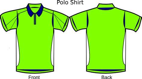 green polo shirt clipart best