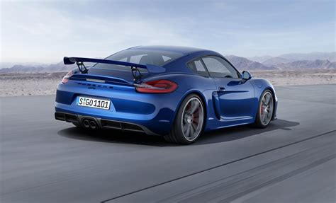 porsche cayman 2015 gt4 geneva 2015 porsche cayman gt4 revealed ahead of