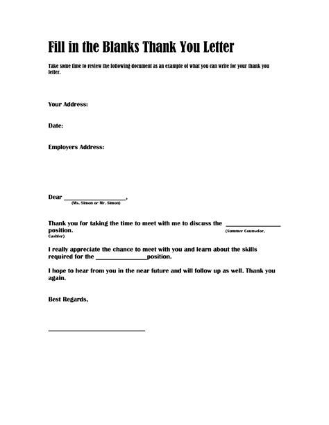 best photos of fill in resignation template resignation