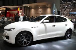 Pics Of Maserati Cars Maserati S Suv Will Be Diesel Only For The Uk By Car