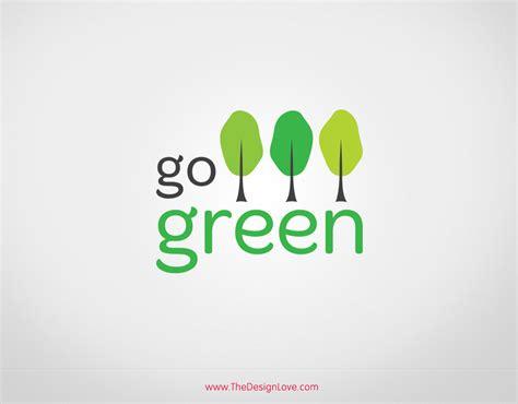free green free vector go green logo