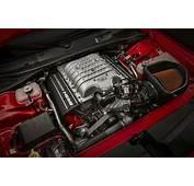 2018 Dodge Challenger SRT Demon Engine 02  Motor Trend