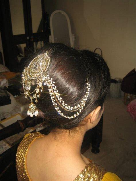 hair jora style pics bun twist jora bridal hairstyle ideas fashionstylecry