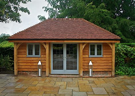 small home building small buildings and garden rooms brookwood oak barns