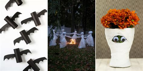 easy home halloween decorations 15 easy homemade halloween decoration ideas
