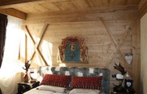camere da letto montagna foto da letto casa di montagna di zecchini