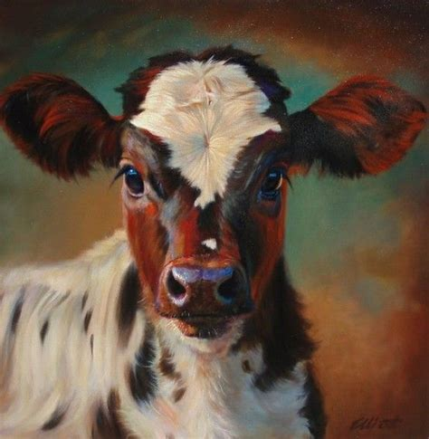 scow paintings 25 best ideas about cow painting on pinterest cow art