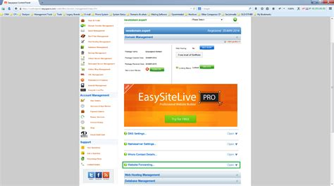 web forwarding how to setup web forwarding for your new domain