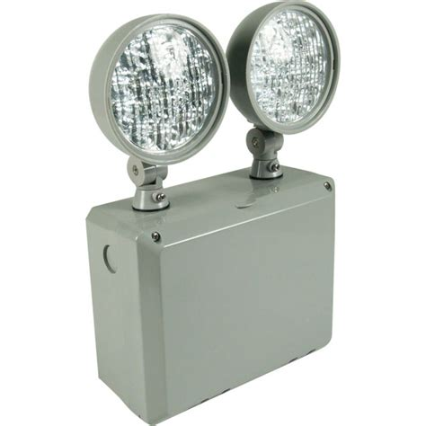 Exit Light Fixtures El2tn4 Led Emergency Lights Exit Emergency Lighting