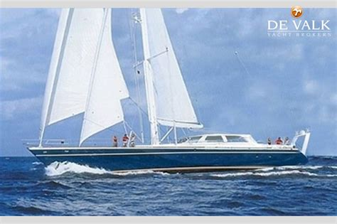 blue ocean  sailing yacht  sale de valk yacht broker