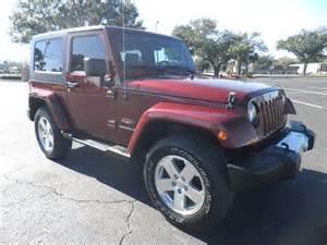 jeep wrangler burgundy mitula cars