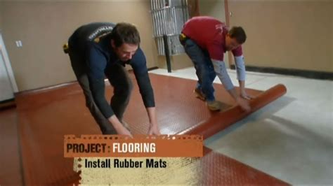 House Crashers Features Coin Garage Flooring   Home