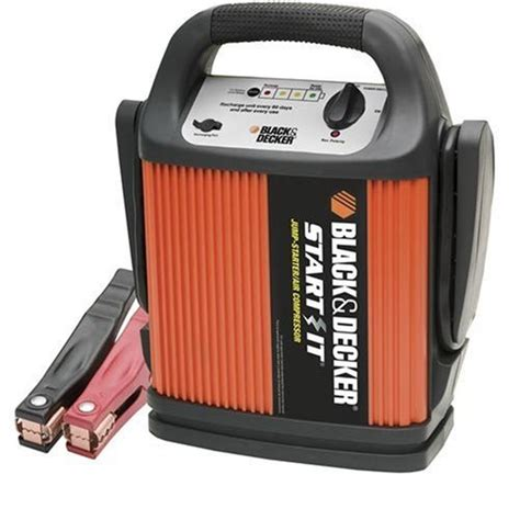 black and decker start it 1 battery charger