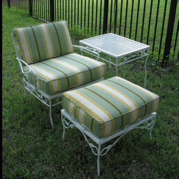 retro outdoor furniture 169 best images about vintage metal porch chairs on