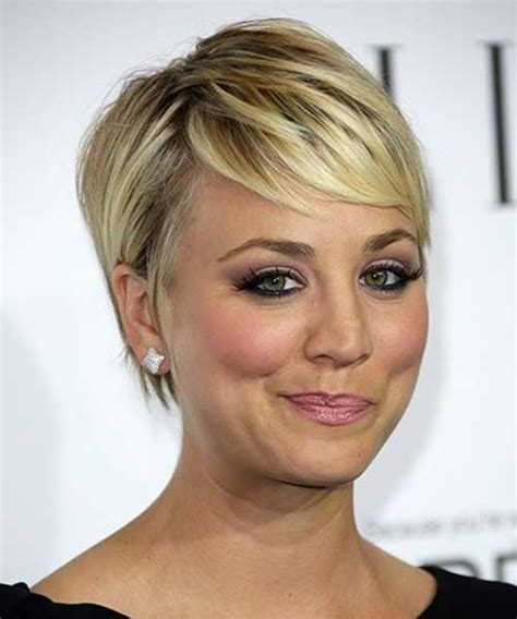 kaley cuoco why hair cut 80 best haircuts for short hair short hairstyles 2017