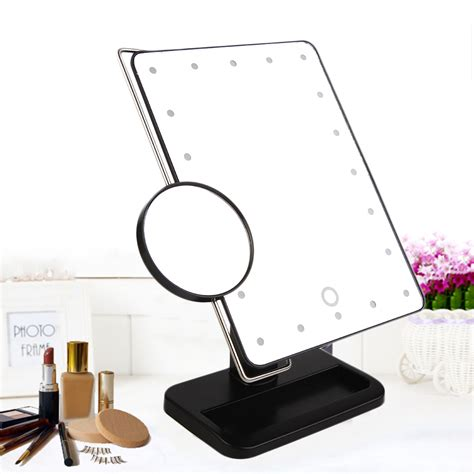 best lighted magnifying mirror best lighted makeup mirror magnifying with light 10x