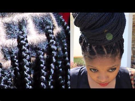 can i get box braids if i hair 2014 healthy no knots box braids on short hair no